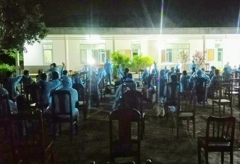 Ninh Thuận đón 358 công dân từ Nhật Bản về nước an toàn  - ảnh 2