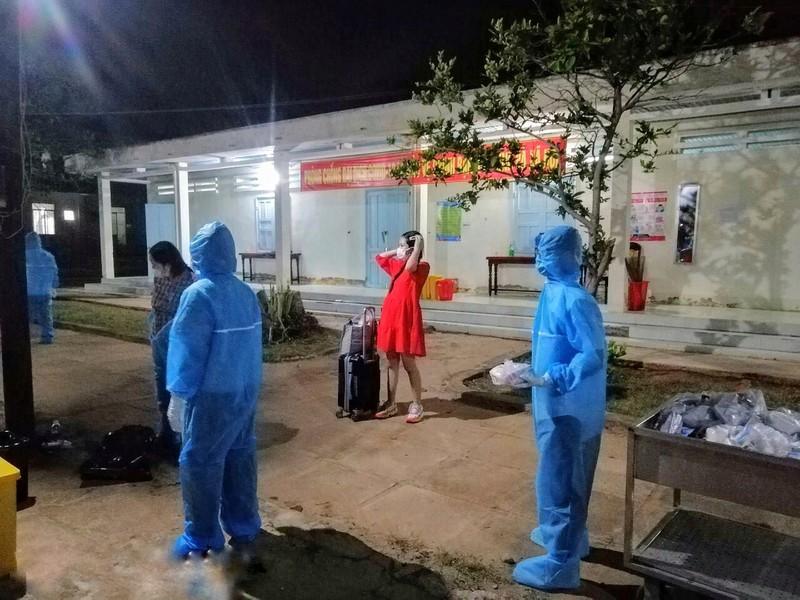 Ninh Thuận đón 358 công dân từ Nhật Bản về nước an toàn  - ảnh 5
