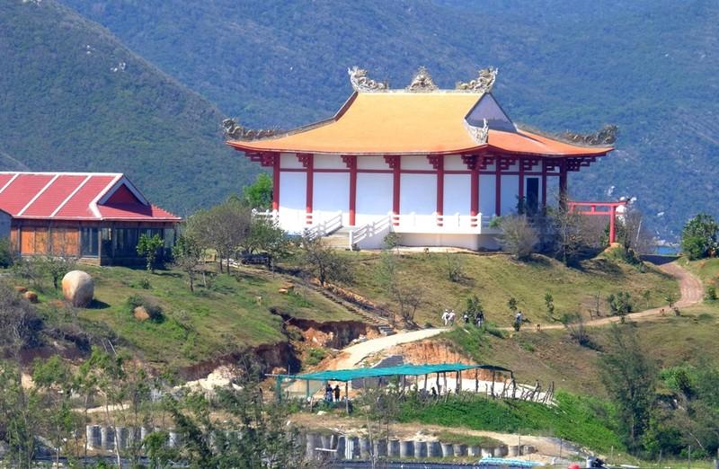 Đại đức từng là Bộ đội Cụ Hồ trồng 100 cây bàng vuông ở chùa  - ảnh 10