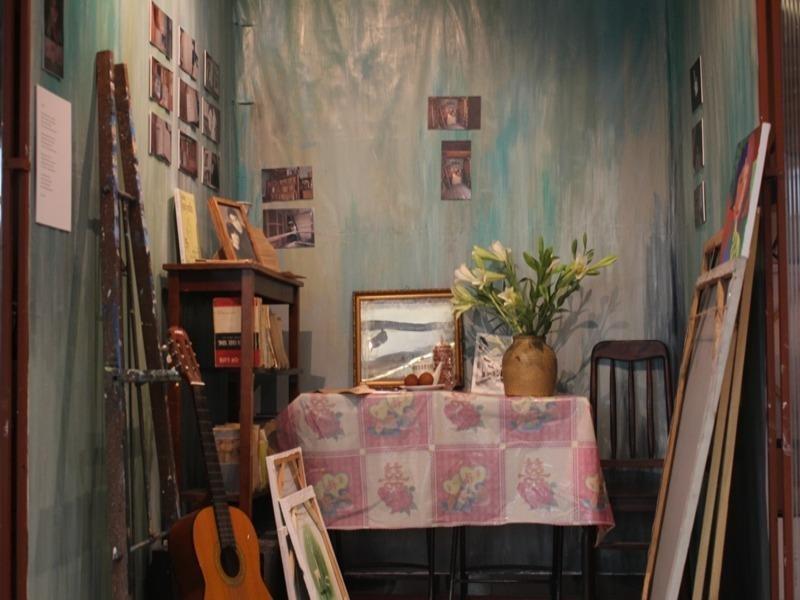 Sống động gian phòng 6m2 của cặp đôi Lưu Quang Vũ–Xuân Quỳnh  - ảnh 1
