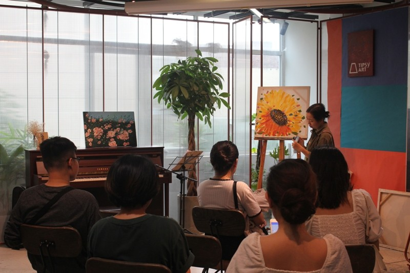 Sống động gian phòng 6m2 của cặp đôi Lưu Quang Vũ–Xuân Quỳnh  - ảnh 3