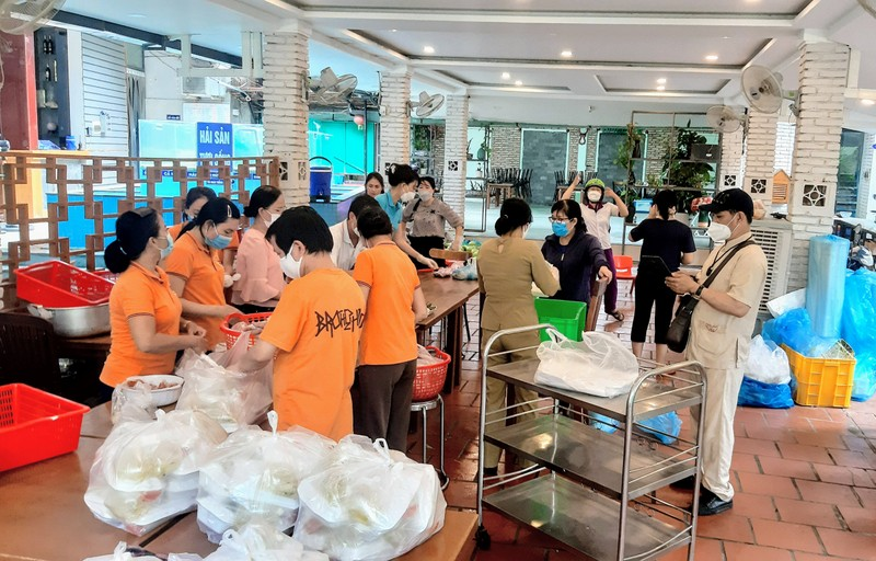 Bếp 0 đồng và chương trình Người Ninh Thuận nghĩa tình  - ảnh 3