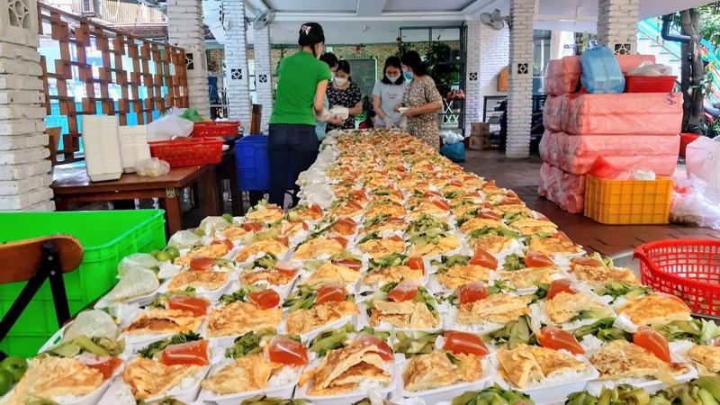 Bếp 0 đồng và chương trình Người Ninh Thuận nghĩa tình  - ảnh 4