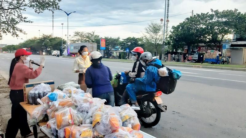 Bếp 0 đồng và chương trình Người Ninh Thuận nghĩa tình  - ảnh 5