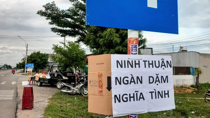 Bếp 0 đồng và chương trình Người Ninh Thuận nghĩa tình  - ảnh 6