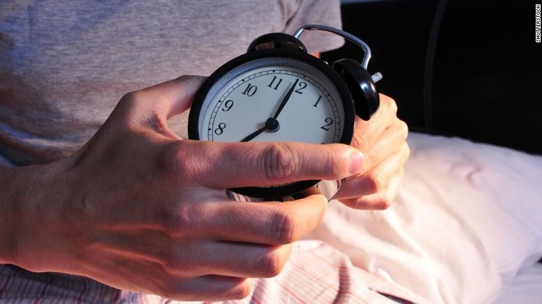 Hơn 30% người Mỹ thiếu ngủ - ảnh 1