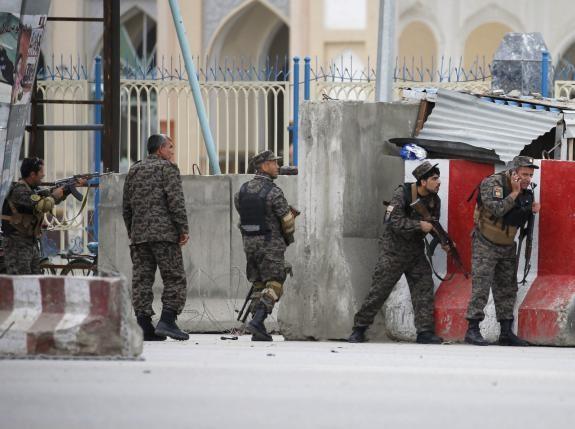 Taliban đánh bom khiến 28 người chết, hơn 329 người bị thương - ảnh 3