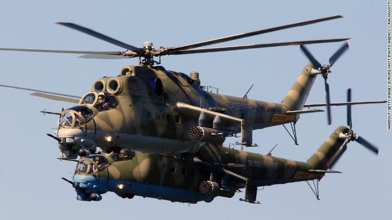 Sức mạnh không quân Nga vẫn rất mạnh ở Syria - ảnh 5