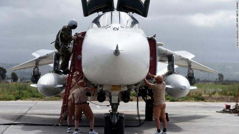 Sức mạnh không quân Nga vẫn rất mạnh ở Syria - ảnh 2