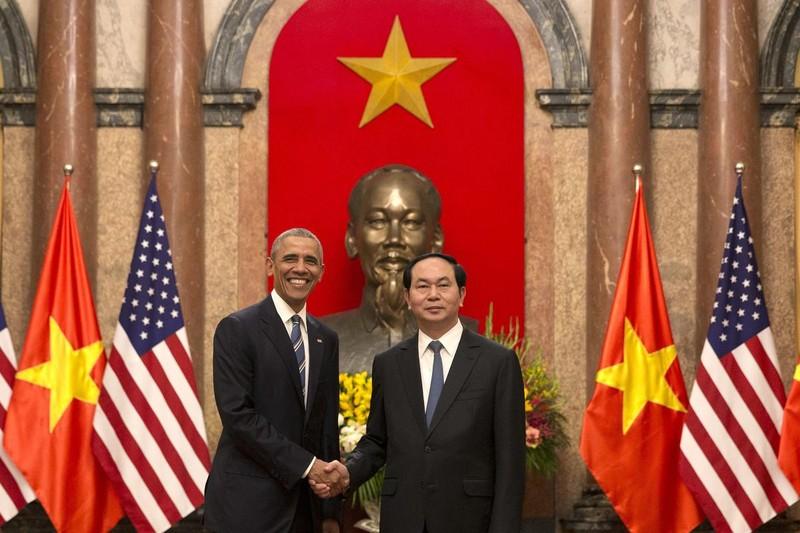 Việt Nam - Mỹ, hành trình từ kẻ thù trở thành bạn bè - ảnh 1