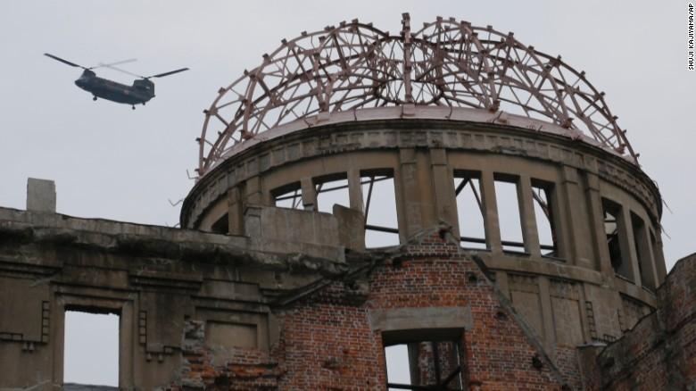 Tổng thống Obama thăm Hiroshima: Hãy vì một thế giới không vũ khí hạt nhân - ảnh 3