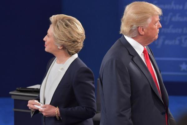 Bà Clinton được các sắc dân thiểu số thích hơn ông Trump.