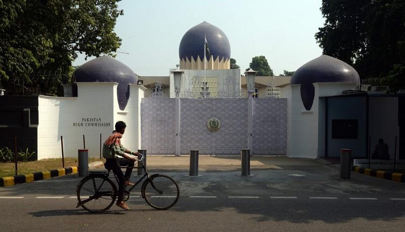 Cao Ủy Pakistan tại New Delhi (Ấn Độ).