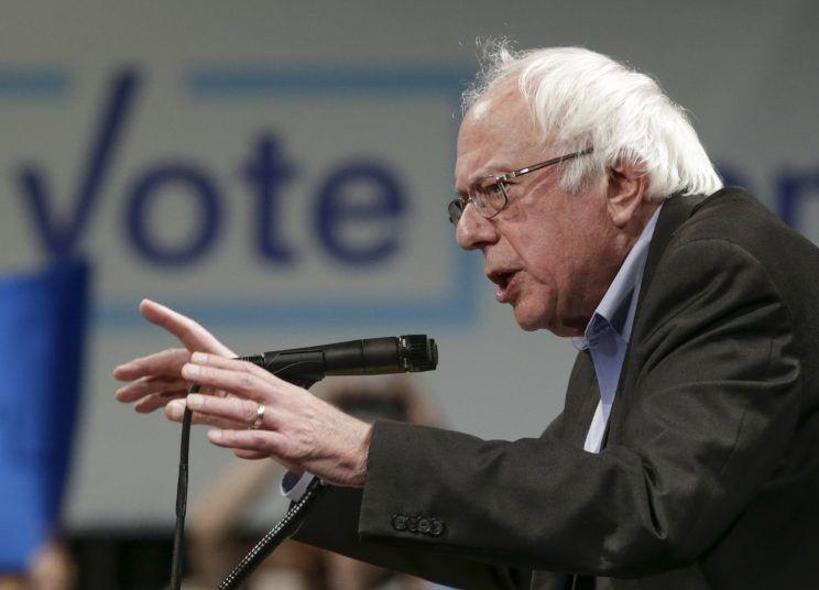 Ông Sanders có khả năng sẽ là chủ tịch mới của đảng Dân chủ.