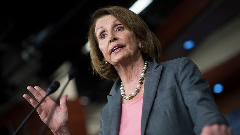 Bà Nancy Pelosi đã lãnh đạo đảng Dân chủ ở Hạ viện 13 năm.
