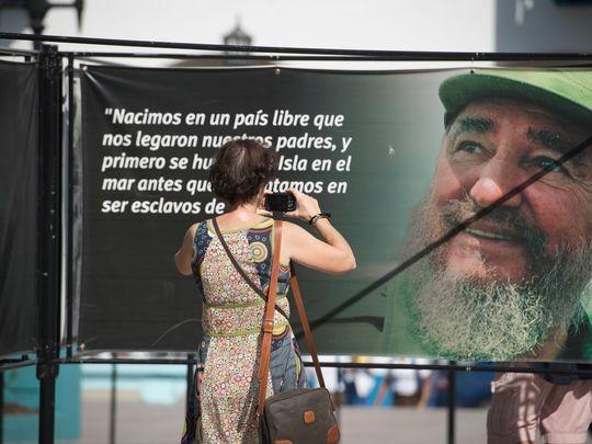 Santiago de Cuba luôn có trong tim Chủ tịch Fidel Castro.