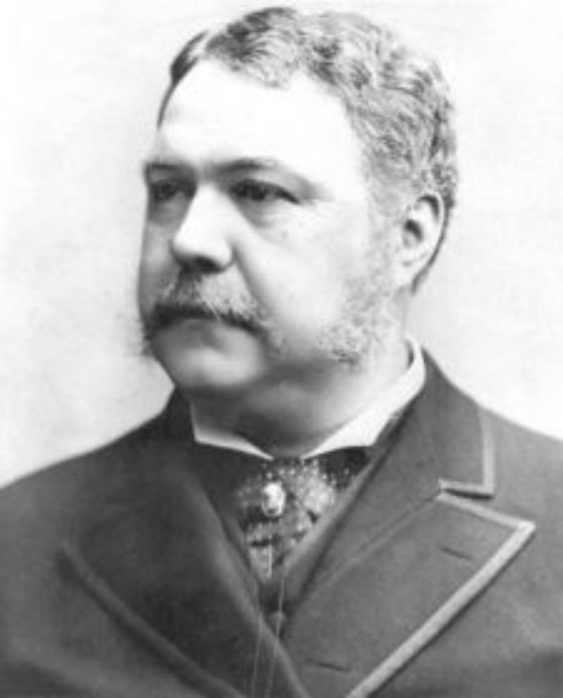Tổng thống Chester A. Arthur