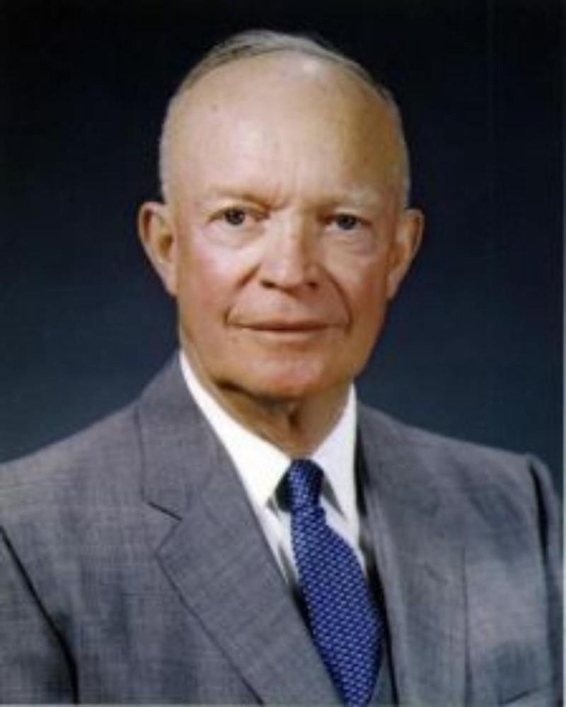 Tổng thống Dwight D. Eisenhower