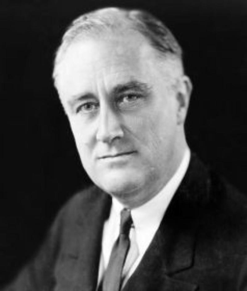 Tổng thống Franklin D. Roosevelt