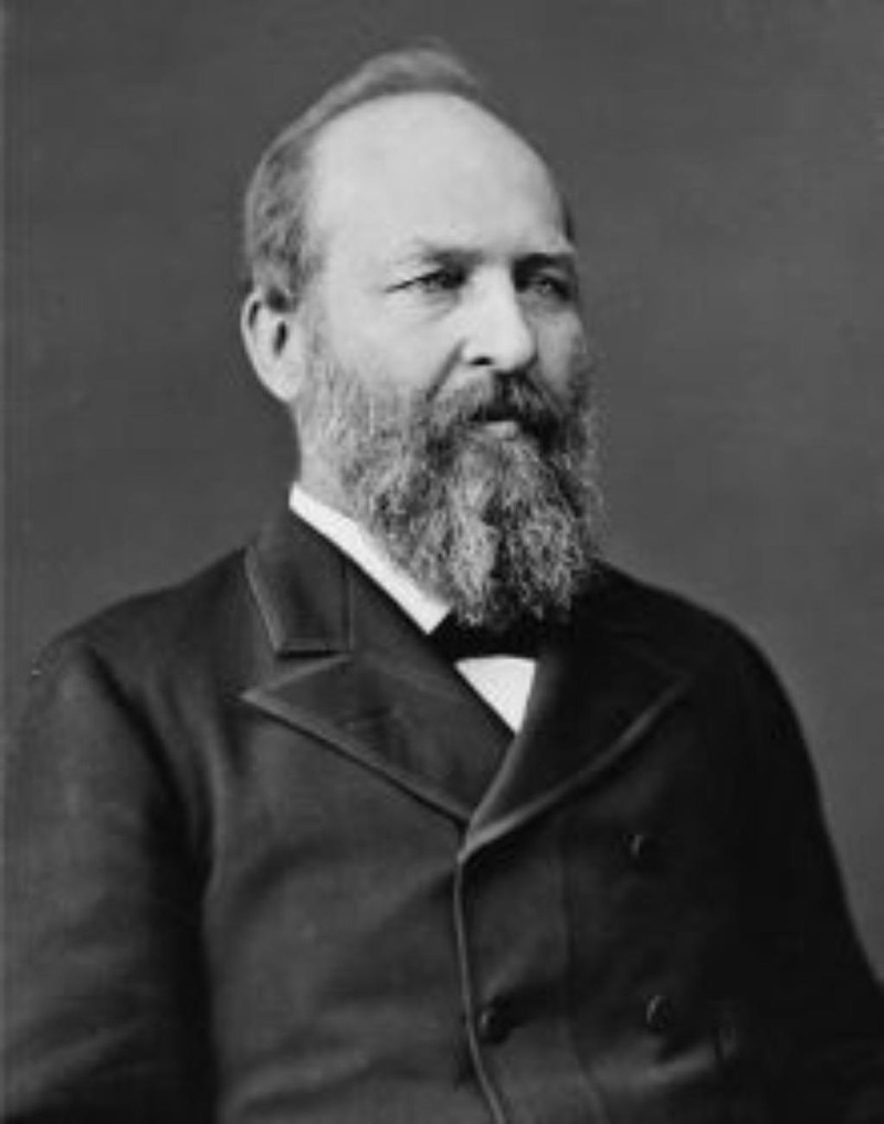 Tổng thống James Garfield