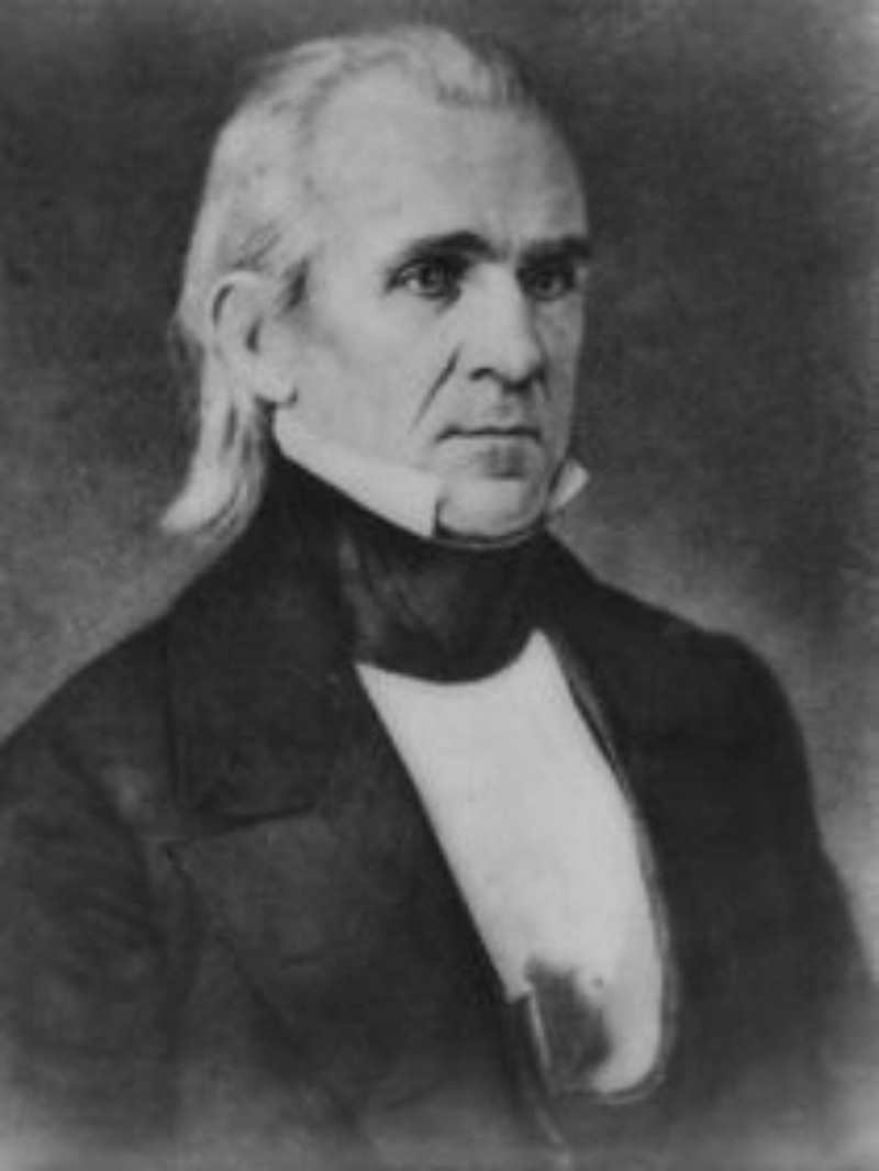 Tổng thống James K. Polk