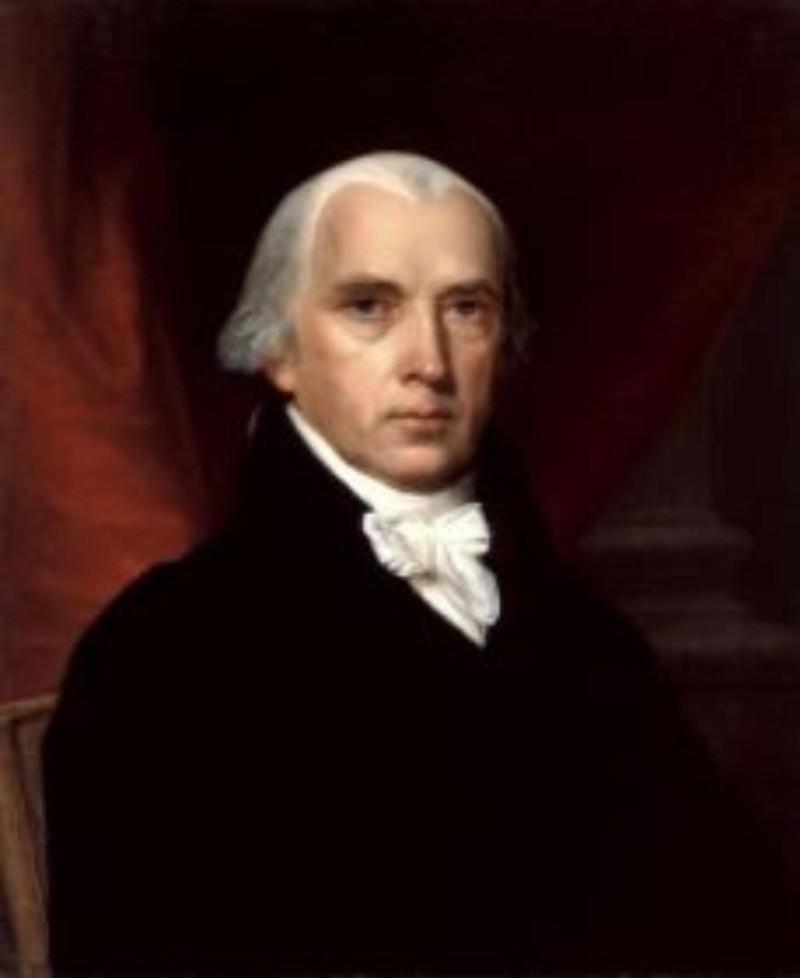 Tổng thống James Madison