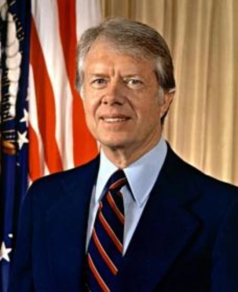 Tổng thống Jimmy Carter