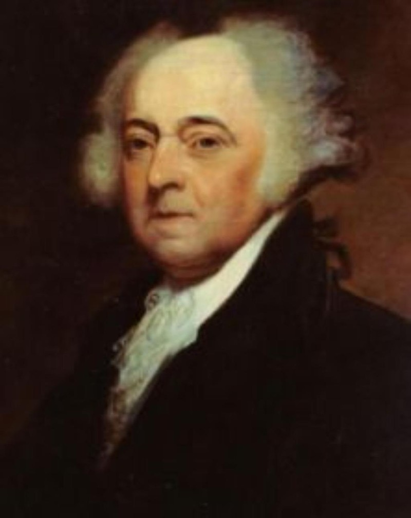 Tổng thống John Adams