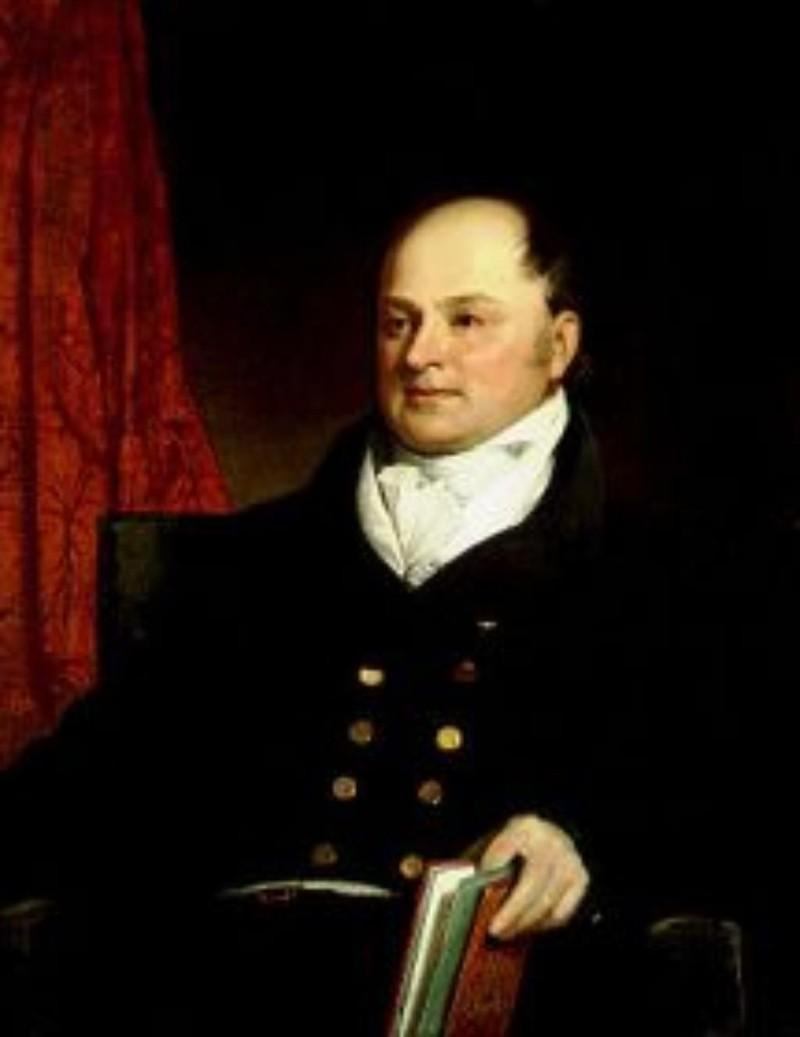Tổng thống John Quincy Adams
