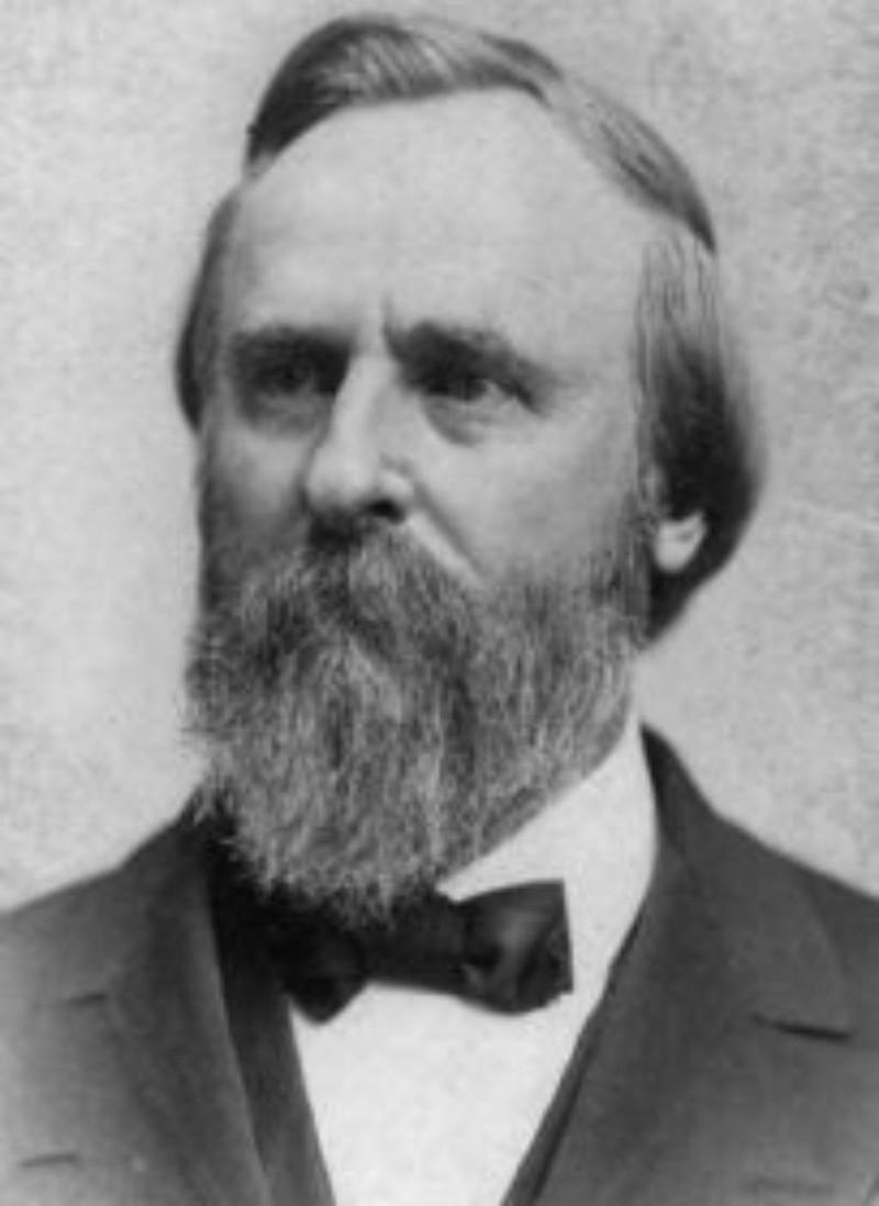 Tổng thống Rutherford B. Hayes