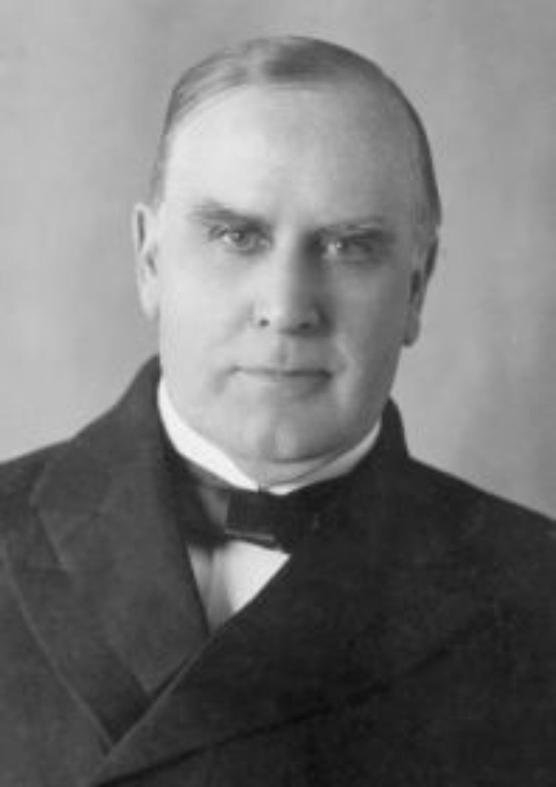 Tổng thống William McKinley