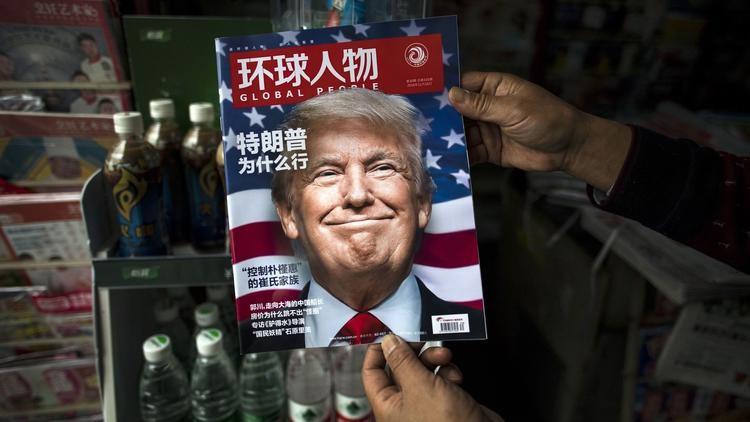 Báo Trung Quốc chỉ trích ông Trump sau cuộc điện đàm với bà Thái Anh Văn.