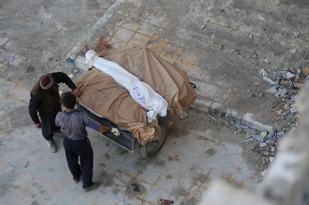 (PLO) – Chính phủ Syria không chấp nhận mọi đề nghị ngưng bắn, trong khi tiếp tục thắng thế ở Aleppo.