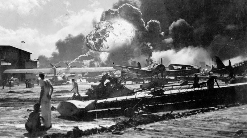 Mỹ tưởng niệm 75 năm 'ác mộng' Trân Châu Cảng - ảnh 1