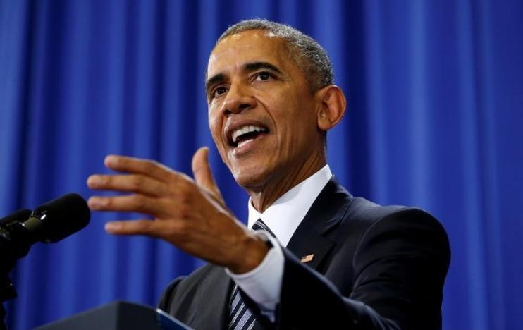 Tổng thống Obama chỉ đạo điều tra tấn công mạng và trình kết quả trước khi ông hết nhiệm kỳ. Ảnh: REUTERS