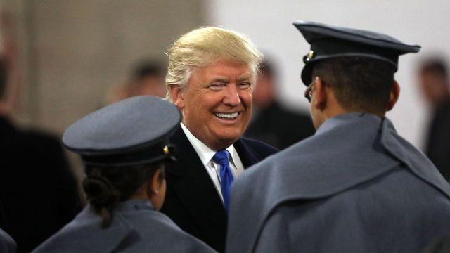 Nhiều người lo ngại sẽ có xung đột lợi ích khi ông Trump lên làm tổng thống. Ảnh: GETTY IMAGES