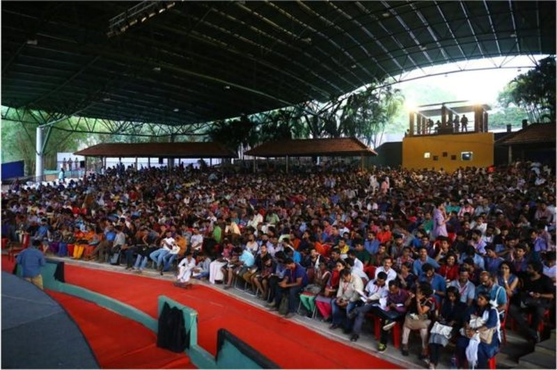 Sự việc diễn ra tại một lễ hội phim quốc tế ở Kerala. Ảnh: BBC