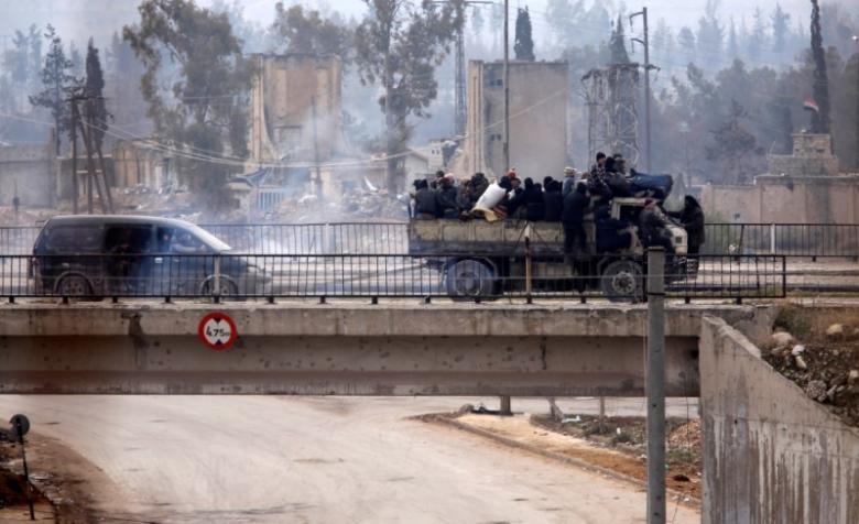 Tổng thống Putin kêu gọi ngừng bắn toàn Syria - ảnh 1