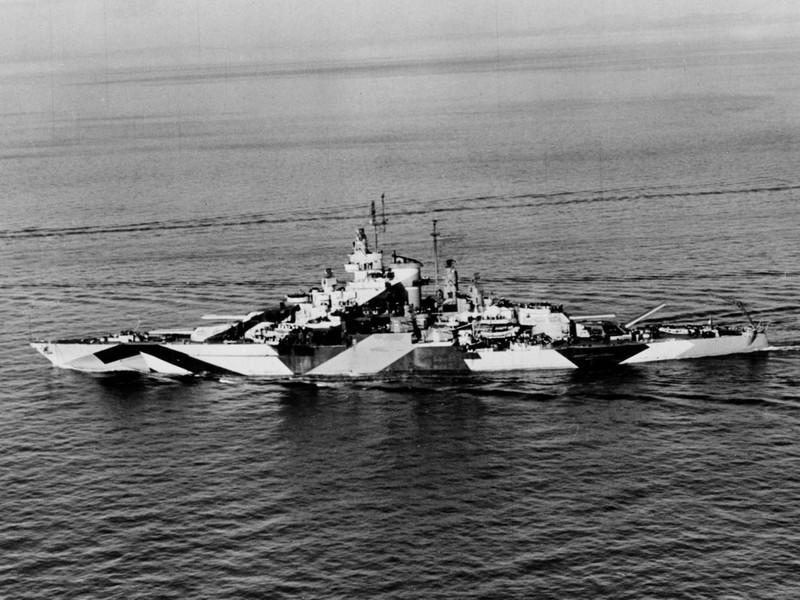 USS California hoạt động trở lại sau hơn 2 năm nỗ lực cứu sống. Ảnh: THE DRIVE