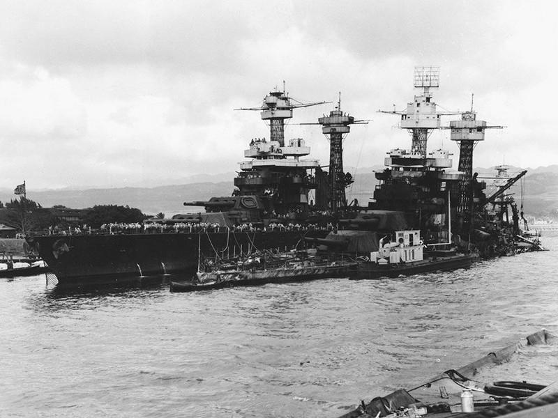 USS Tennessee sau khi được sửa chữa. Ảnh: THE DRIVE