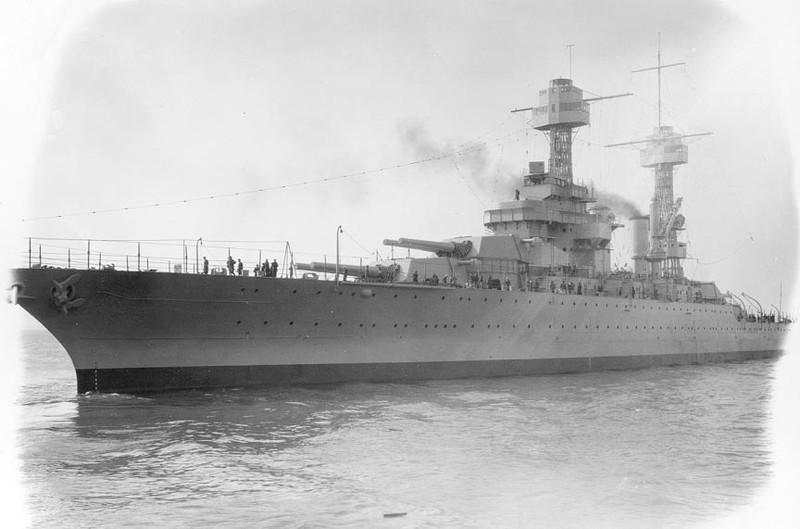 """Tàu USS West Virginia sau khi được """"cứu sống"""". Ảnh: THE DRIVE"""