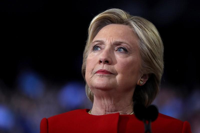 Bà Clinton đang dần lấy lại phong độ sau thất bại bầu cử tổng thống 2016. Ảnh: NEW YORK POST