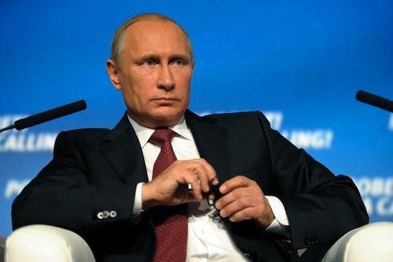 Chính trị gia kỳ cựu Mỹ Patrick J. Buchanan nhận định Tổng thống Nga Putin là nhà lãnh đạo xuất sắc nhất thời đại. Ảnh: The American Conservative