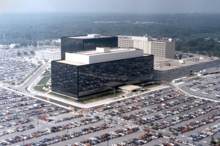 Trụ sở Cơ quan Tình báo Quốc gia Mỹ (NSA) ở Maryland (Mỹ). Ảnh: REUTERS