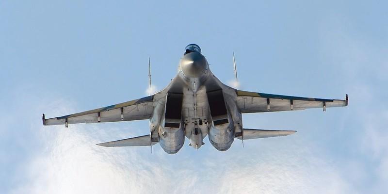 Máy bay Nga ở Syria có sức mạnh nhưng không thể so được với sức mạnh của Mỹ. Ảnh: BUSINESS INSIDER