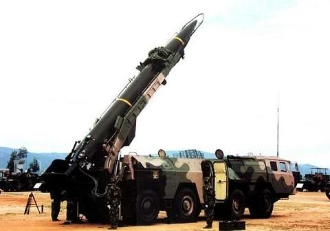 Tên lửa Hwasong-5 phát triển từ tên lửa Scub. Ảnh: YONHAP