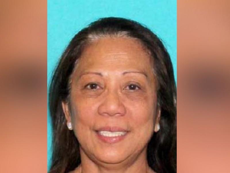 Marilou Danley, người được cho là nữ đồng phạm của nghi phạm xả súng làm 50 người chết, 200 người bị thương. Ảnh: ABC