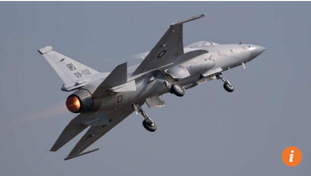 Máy bay chiến đấu Trung Quốc. Ảnh: SCMP