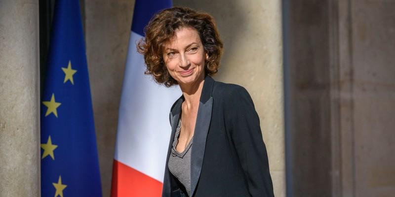 Bà Audrey Azoulay gốc Do Thái vừa đắc cử Tổng Giám đốc UNESCO sau khi Mỹ, Israel tuyên bố rút. Ảnh: CULTURE