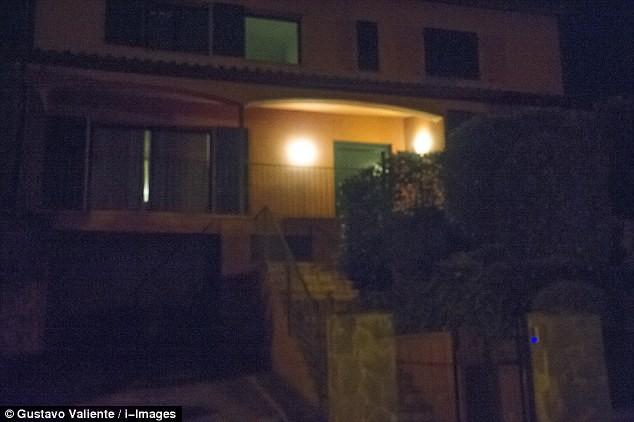 Căn nhà của ông Puigdemont ở thị trấn Sant Julià de Ramis (Catalonia). Ảnh: MAIL ONLINE